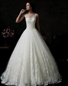 princess gown wedding dress princess wedding dresses with straps naf dresses