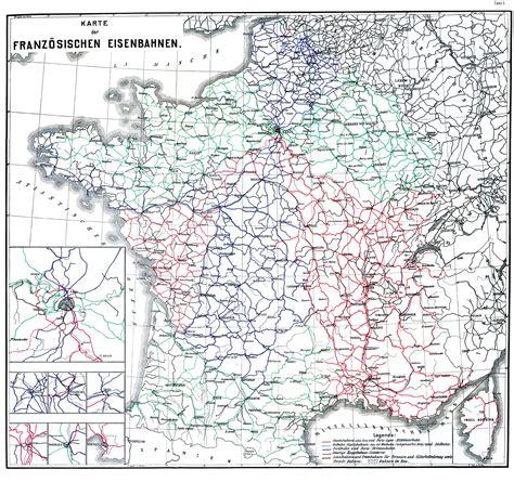 geschichte der eisenbahn  frankreich