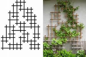 Treillis Pour Plantes Grimpantes : treillis plantes grimpantes ~ Premium-room.com Idées de Décoration