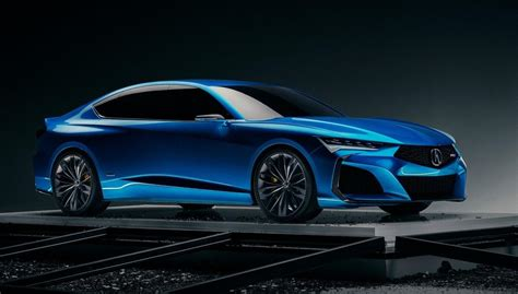 acura type s concept debuts at monterey dsf my