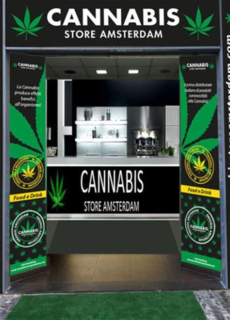 cannabis store amsterdam franchising apri il tuo store