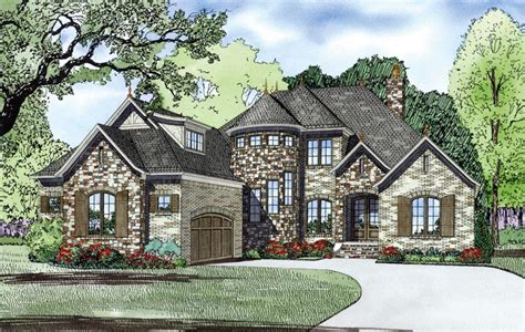 european country house plans house plan 82165 at familyhomeplans com