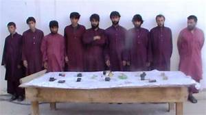 9 Haqqani network militants arrested before carrying out ...