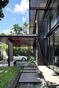 40, Modern, Entrances, Designed, To, Impress