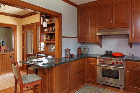 bungalow kitchen ideas st paul bungalow remodel craftsman kitchen