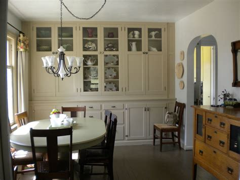 Dining Room Cupboard Ideas by Dining Room Cabinets Built In Cabinet So Here It Is