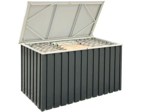 Opbergkasten Voor Buiten Hubo by Aufbewahrungsbox Metall 135 X 70 Cm 556 Liter Bei