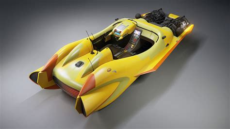 Wars Speeder Car by Wars Speeder