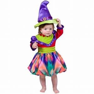 Deguisement Halloween Bebe : d guisement sorci re b b fille et fille achat ~ Melissatoandfro.com Idées de Décoration