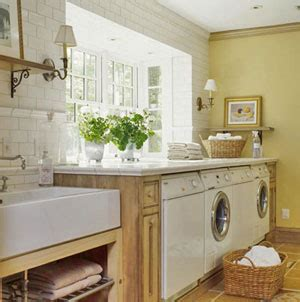 Create A Simply Luxurious Laundry Room  The Simply