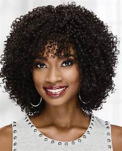 On-Trend Curly Wigs With Voluminous Layers Of Tight Bouncy ...