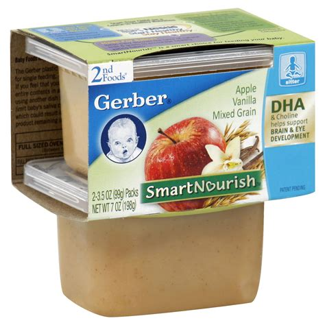 Gerber Cereal For Baby Single Grain Rice 8 Oz 227 G