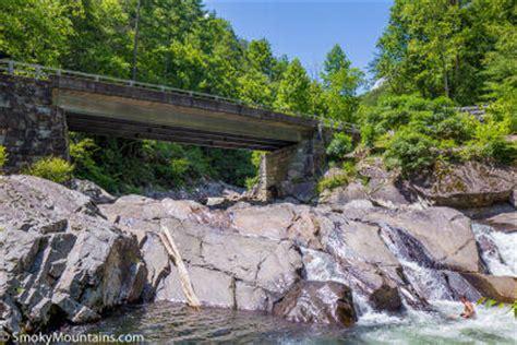 bridgehunter com little river gorge road little river
