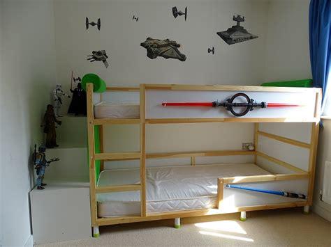 bunkbeds for kura trofast stuva bed hack ikea hackers
