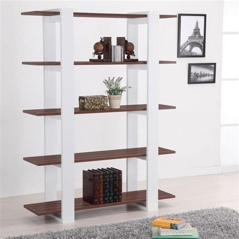 haven  tier display bookshelf modern bookcases