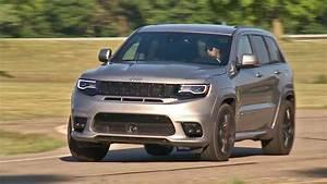 Jeep Cherokee Srt : 2017 jeep grand cherokee srt youtube ~ Maxctalentgroup.com Avis de Voitures