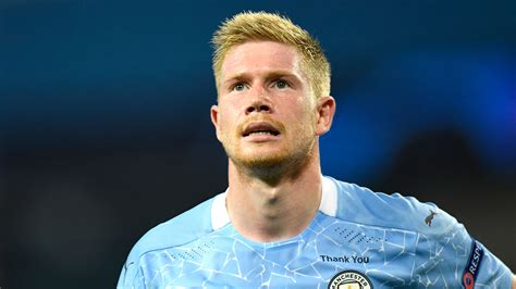 Manchester City's Kevin De Bruyne withdraws from Belgium ...