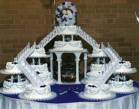 Beautiful Photos Of Wedding Cakes With Fountains And