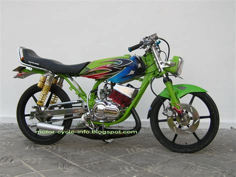 Modifikasi Motor by Modifikasi Motor Rx King Airbrush Motorcycle Motors