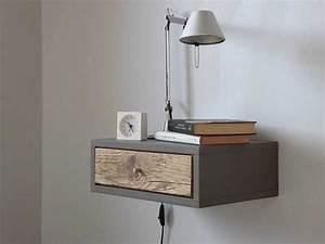 Ikea Lampe De Chevet : impressionnant table chevet suspendu d tail ikea lampe de ~ Carolinahurricanesstore.com Idées de Décoration
