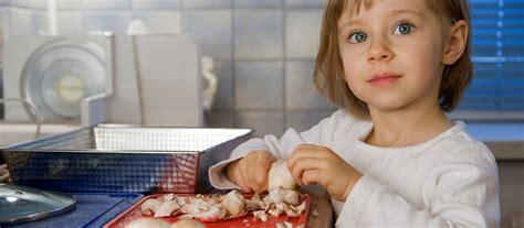 jeux de cuisine ecole de faire participer les enfants dans la cuisine