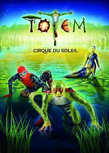 Totem Cirque Du Soleil Jigsaw Puzzle