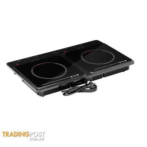 portable electric induction cooktop kitchen stove ceramic hot plate double