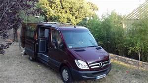 Mercedes Sprinter Aménagé : voir le sujet mercedes sprinter 313 bva 2010 l2h1 vasp 5 ~ Melissatoandfro.com Idées de Décoration