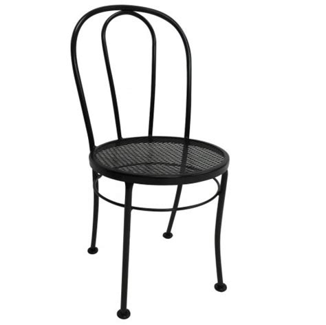 woodard chair metal bentwood style with mesh