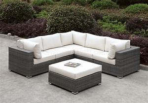 Somani cm os2128 12 outdoor patio l shaped sectional sofa set for Sectional sofas for outdoor