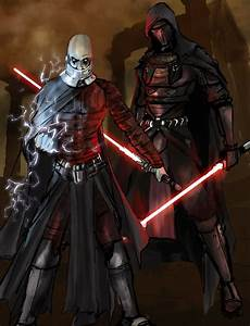 Starkiller VS Darth Revan and Darth Malak - Battles ...
