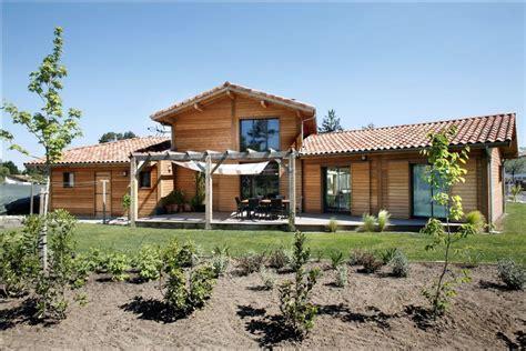 maison 224 poteaux poutres en aquitaine par maison bois vallery la maison bois par maisons bois