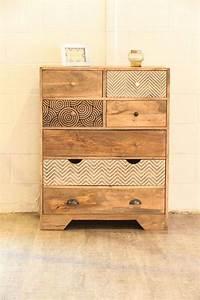 Comment Repeindre Un Meuble En Bois : peindre un meuble en bois toutes nos astuces super d co ~ Melissatoandfro.com Idées de Décoration