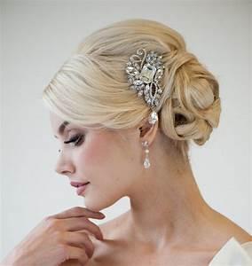 Wedding Hair Comb Bridal Hair Comb Crystal Hair Comb