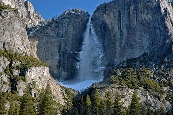 Yosemite Falls How They Were Formed