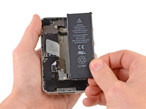 iphone 4s replacement battery how to replace battery on iphone 4 and iphone 4s