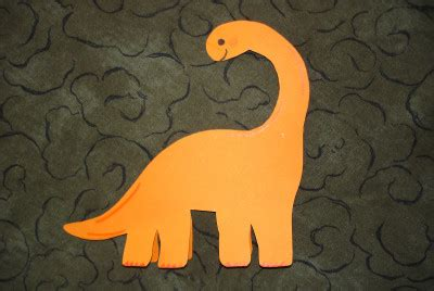 dinosaurier basteln kinderspiele weltde