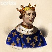 Louis VIII, King of France + Blanche Princess of Castile