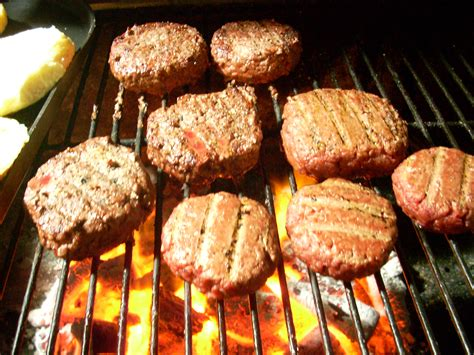 grill cuisine file hamburguesas grill jpg