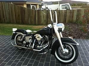 1975 Harley-davidson Flh Shovelhead