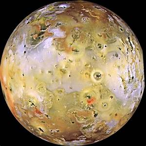 NASA Moon Io Volcanism - Pics about space