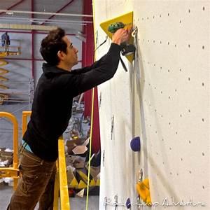 Ouvertures voies et blocs d'escalade en salle (SAE) Murs Scolaires Clubs
