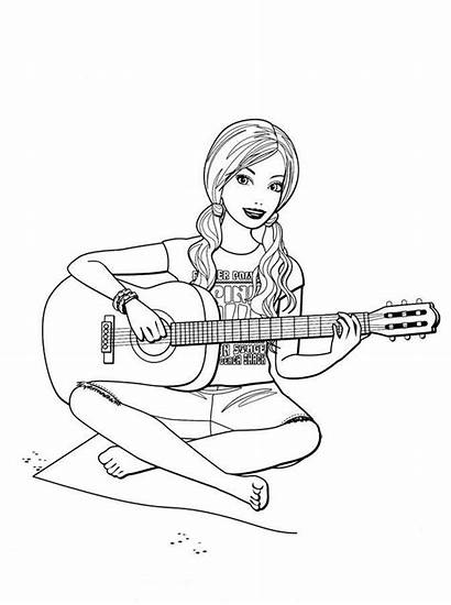 Coloring Pages Ladies