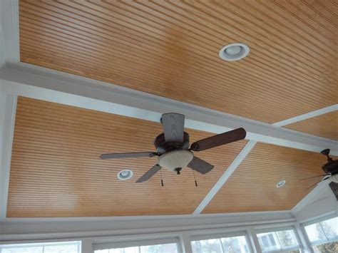 Beadboard Porch Ceiling For Aesthetic Feel All Furniture