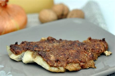 cuisiner lieu noir recette filet de lieu noir en croûte de noix et comté