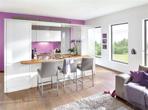 salon et cuisine impressionnant decoration salon avec cuisine ouverte avec