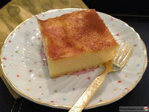 Milk Tart SAPeople Tasty Recipes