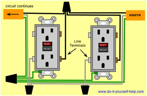 Basic Electrical Wiring Diagrams Deck Lights Outlets