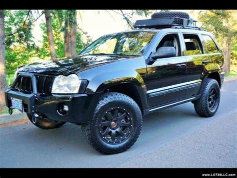 2007 Jeep Grand Cherokee Rocky Mountain Automatic 4-Door SUV