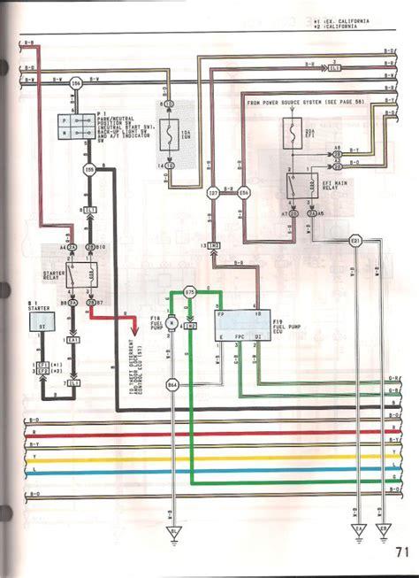 1993 ls400 1uz fe wiring diagram yotatech